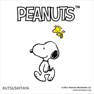 """""""PEANUTS""""キャラクターソックスが発売!!"""