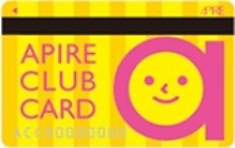 アピレクラブカード磁気不良防止に関するご案内